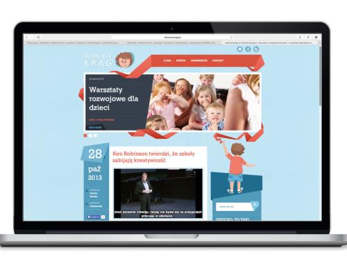 Strona warsztatów psychologicznych dla rodziców