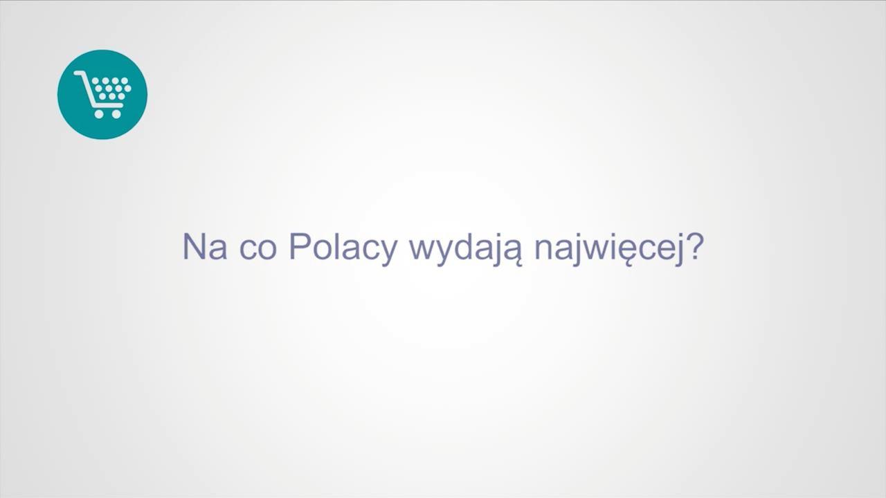 KPMG: Na co Polacy wydają najwięcej?