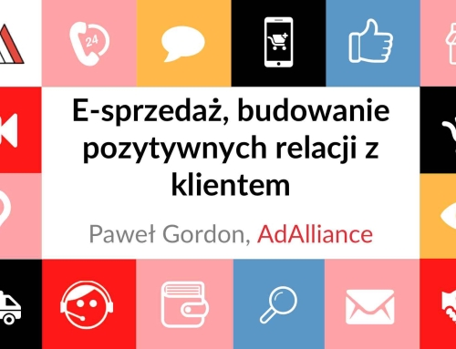 E-sprzedaż. Budowanie pozytywnych relacji z klientem