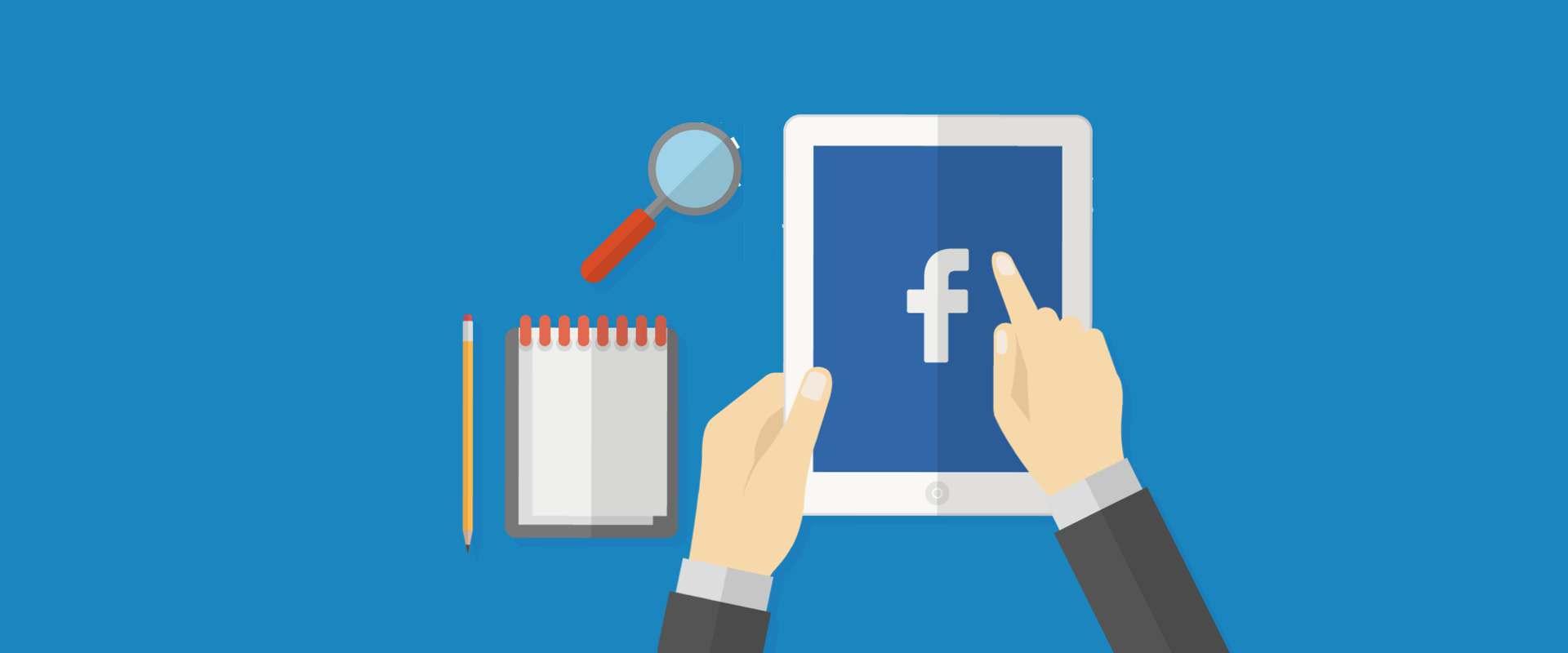 Tworzenie treści na stronie firmowej na Facebook