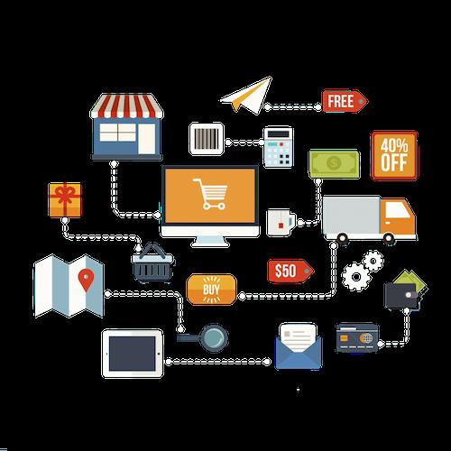 System do zarządzania zawartością strony internetowej sklepu