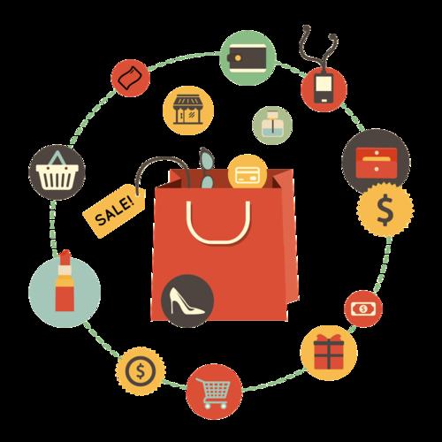 Strony internetowa sklepu zintegrowana z platformąlojalizacji klientów